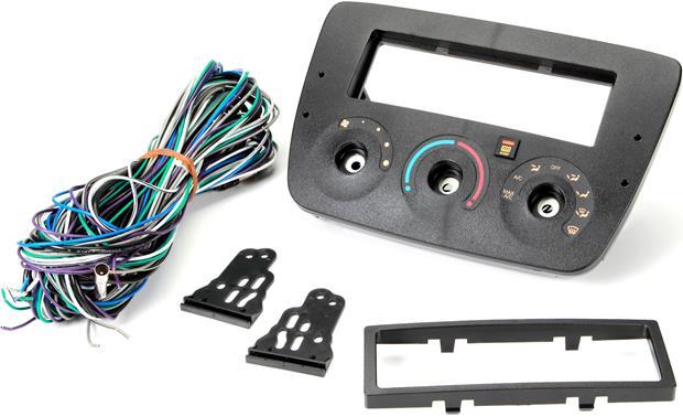 metra dash kit instructions