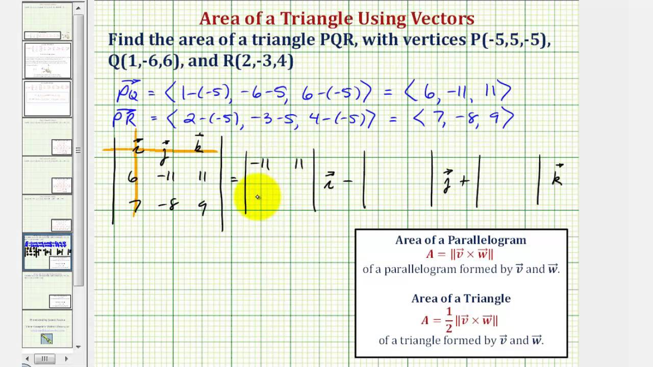 Find the cartesian form of a vector pdf