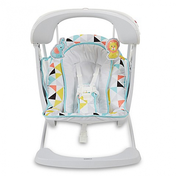 Fisher price baby carrier instructions