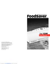 foodsaver vac 1200 instructions