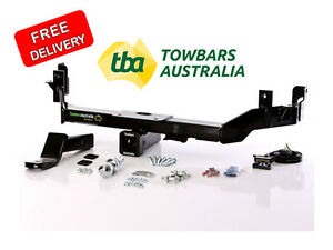 Ford ranger tow bar fitting instructions