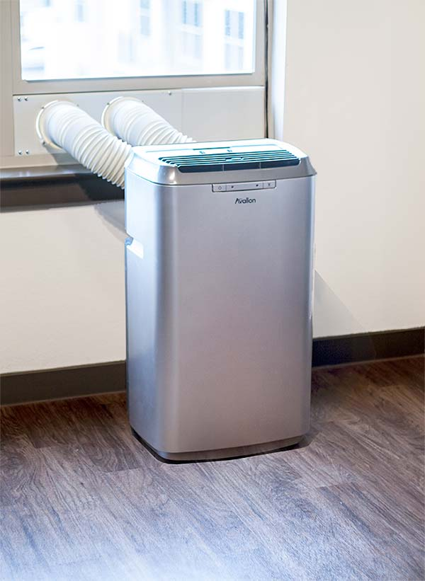frigidaire portable air conditioner instructions