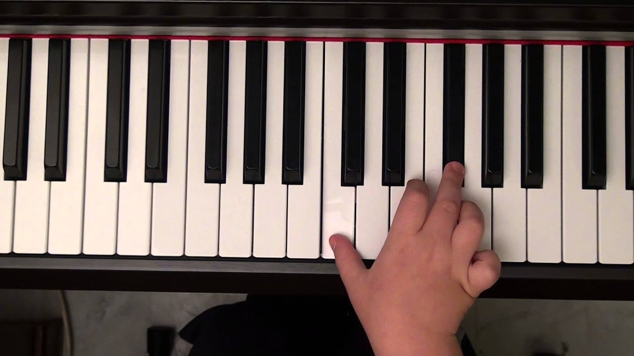 Gammes piano position doigts pdf