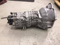getrag 265 5 manual dogleg gearbox with overdrive
