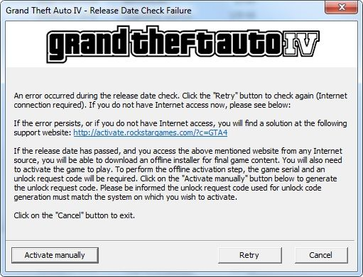 Gta 4 manual activation unlock code and serial generator