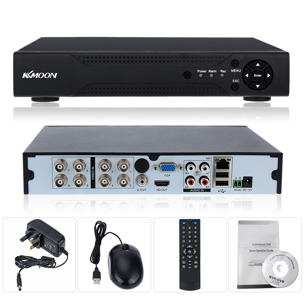 H 264 network video recorder manual