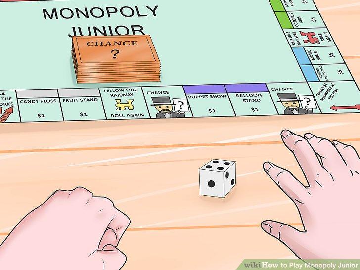 hasbro monopoly junior instructions
