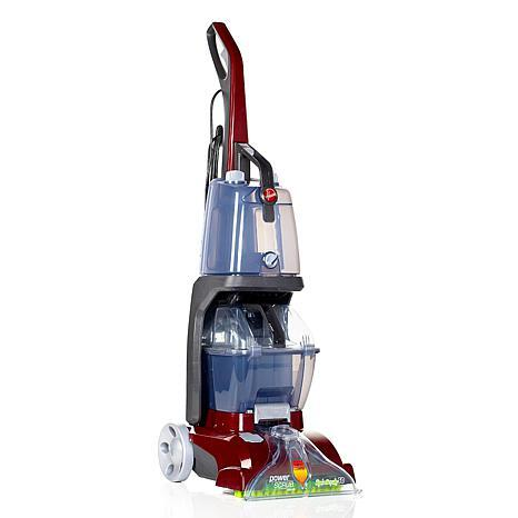Hoover power scrub deluxe carpet washer fh50150 manual