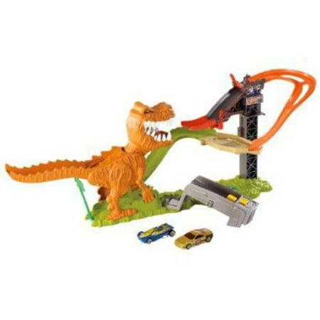 hot wheels t rex takedown instructions