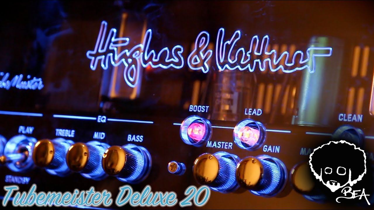 hughes and kettner tubemeister 20 manual