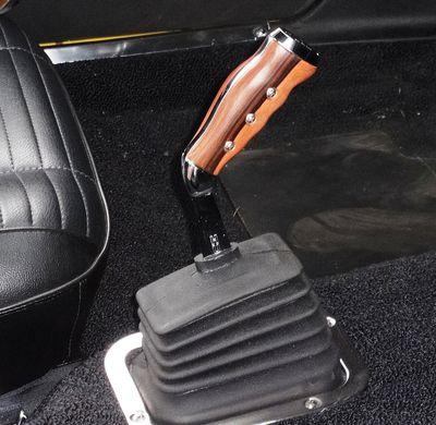 hurst pistol grip shifter instructions