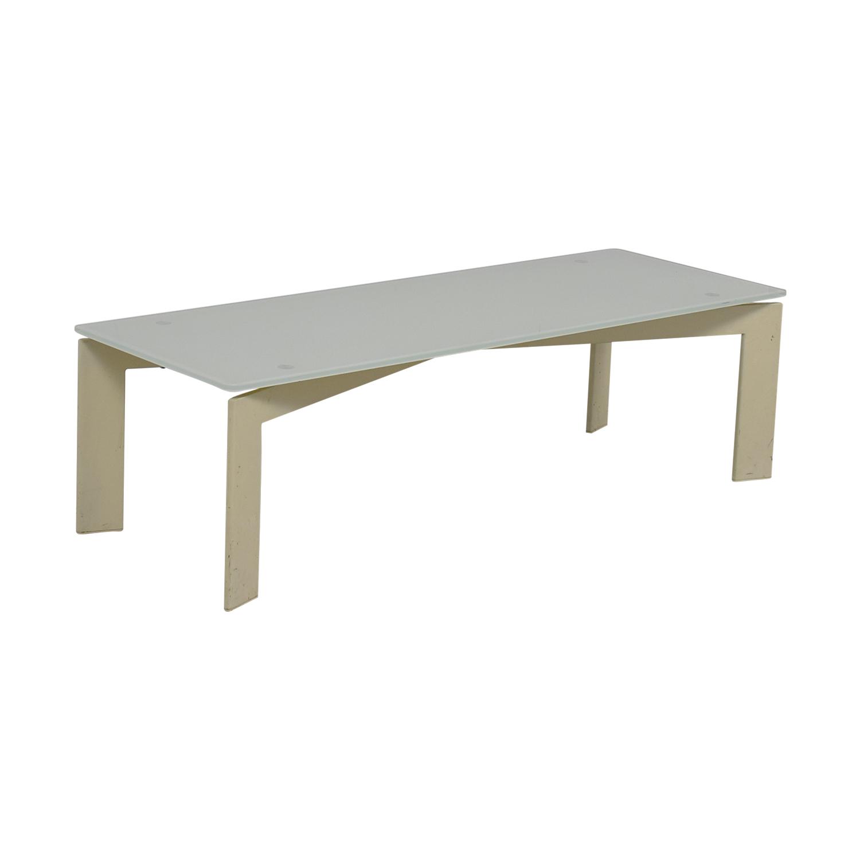 Ikea glass coffee table how to fix