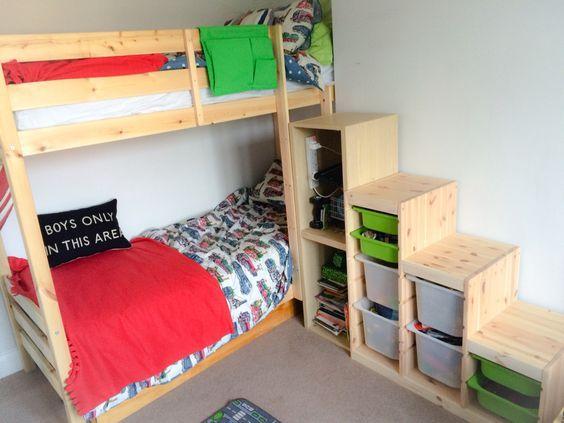ikea pine loft bed instructions