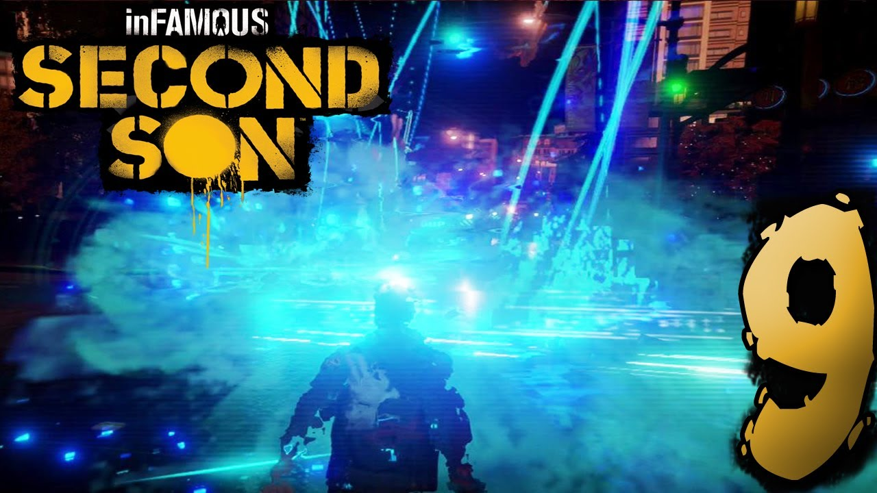 Infamous second son how to change powers