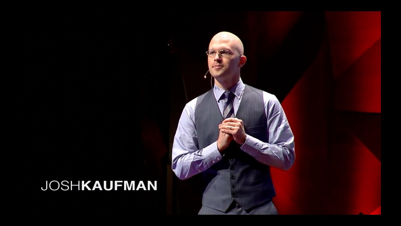 Josh kaufman 20 hours pdf