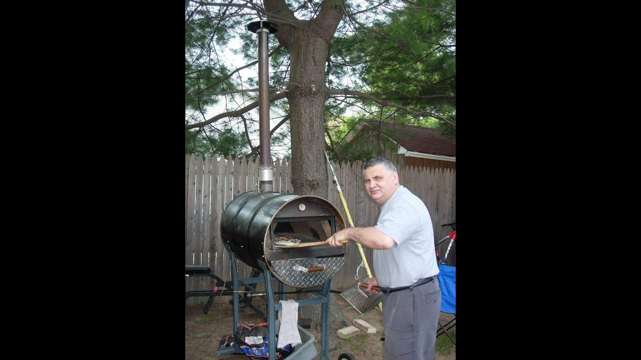 jumbuck charcoal pizza oven instructions