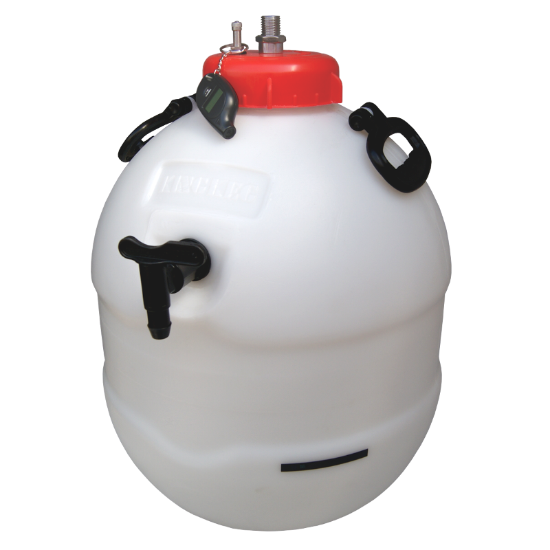 king keg pressure barrel instructions