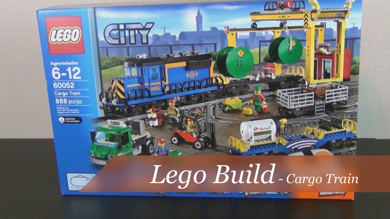 lego build instructions 60052