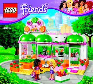lego friends cafe instructions pdf