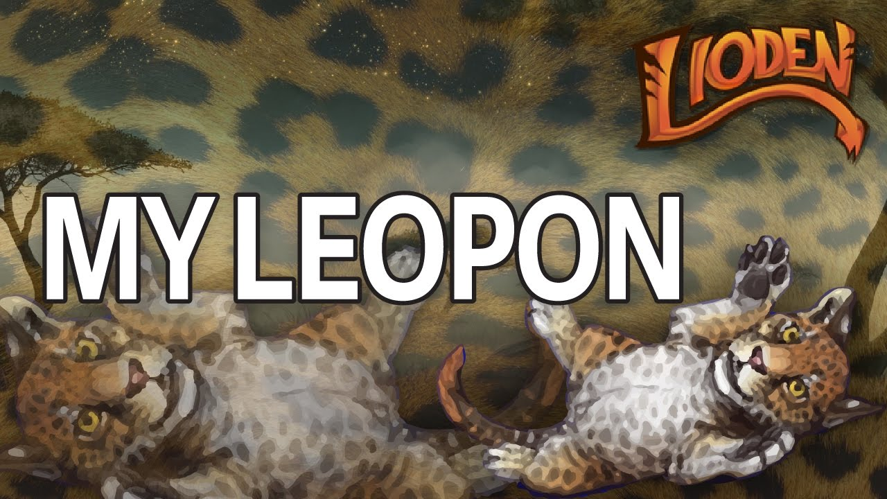 Lioden how to get a leopon