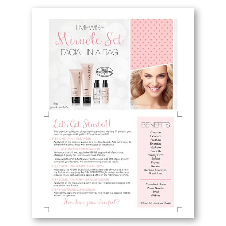 mary kay microdermabrasion kit instructions
