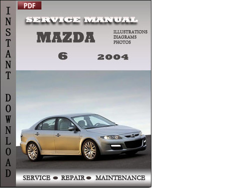 mazda mpv repair manual free download