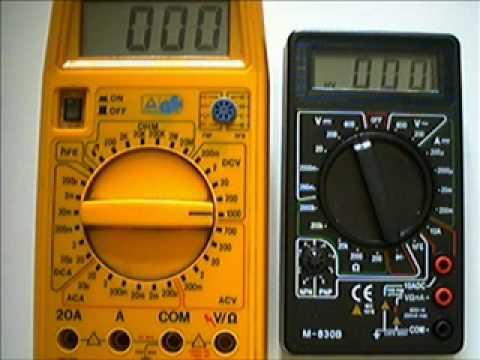 metex m 3800 multimeter manual