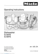 Miele dryer instruction manual