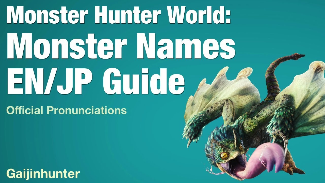 Monster hunter world how to change name