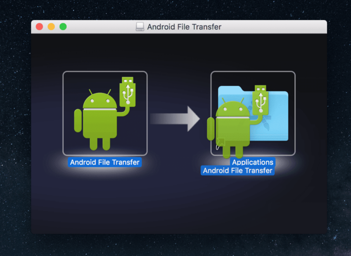 Move dmg application to application folder jamf