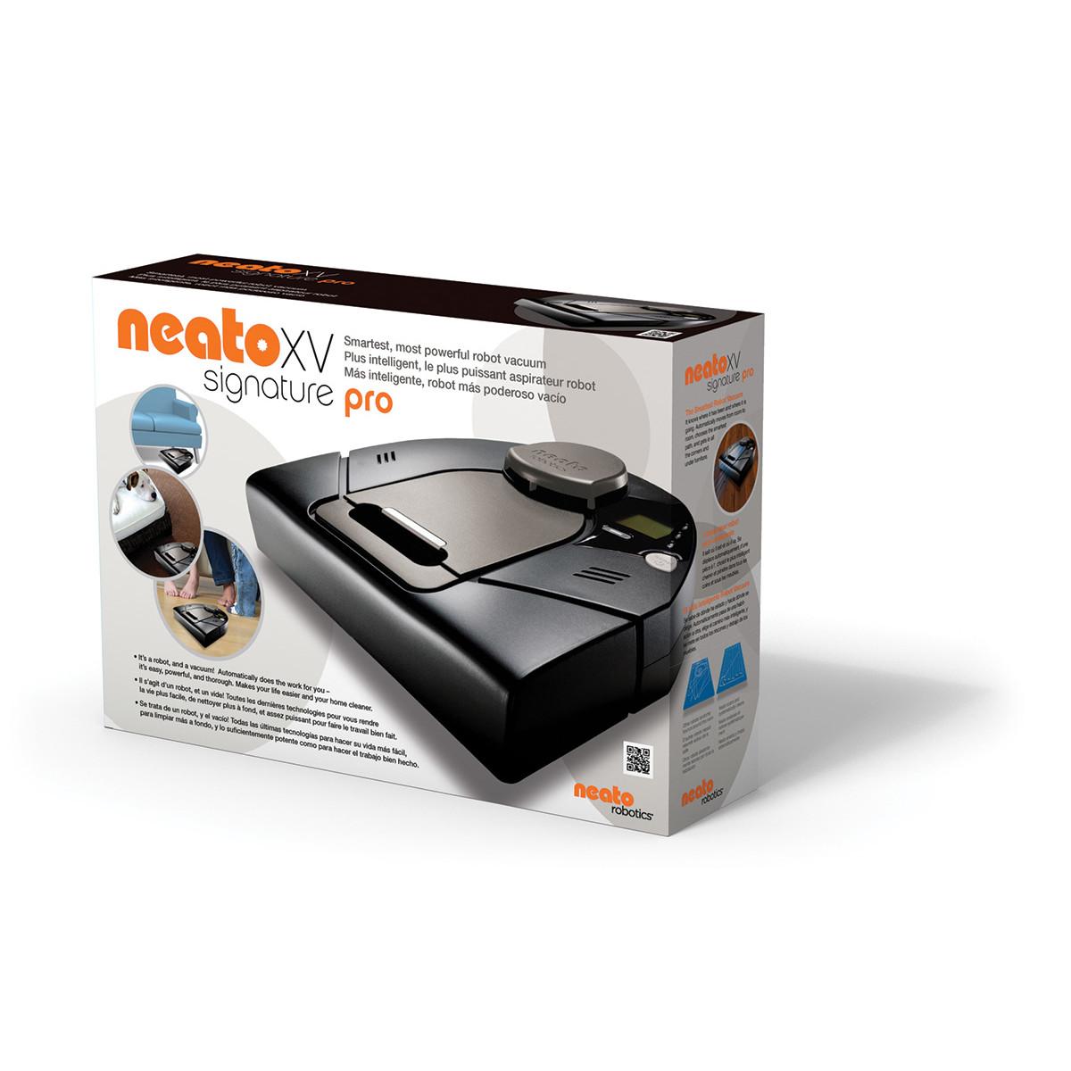 Neato robotics xv signature pro manual