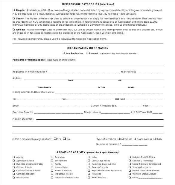 Ngo registration form pdf ghana