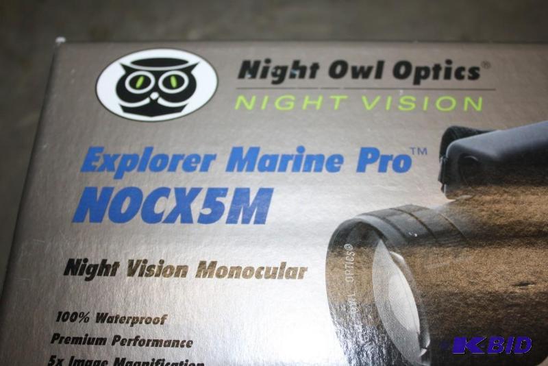 Night owl optics nocx5m manual