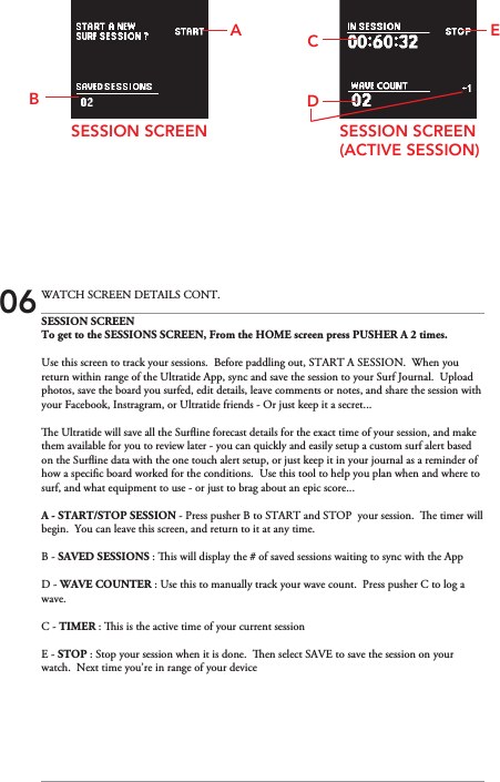 nixon base tide watch instructions