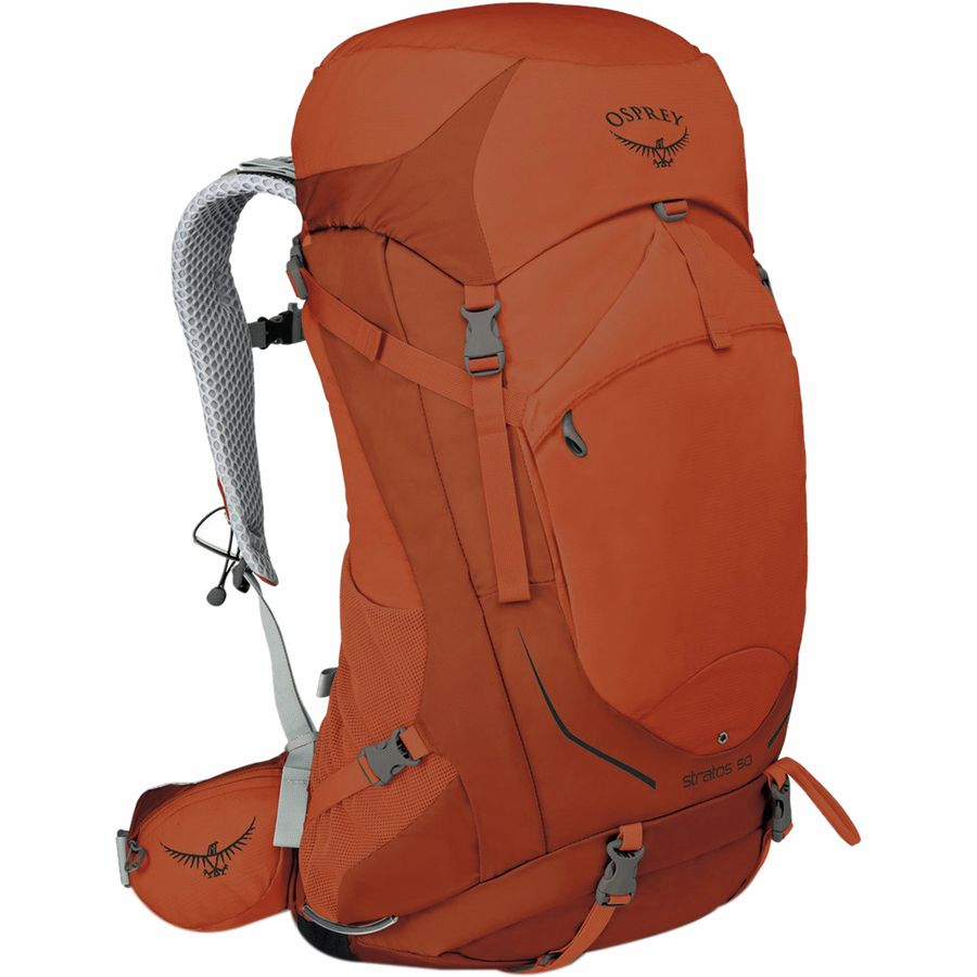 Osprey stratos 50 how to pack