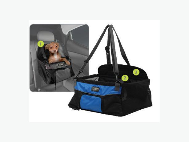 outward hound car seat instructions