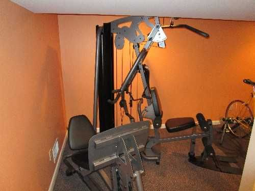 parabody gs4 gym system manual