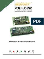 paradox spectra sp5500 installation manual