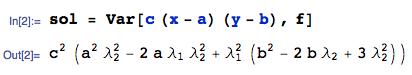 Pdf of sum of three exponential random variables