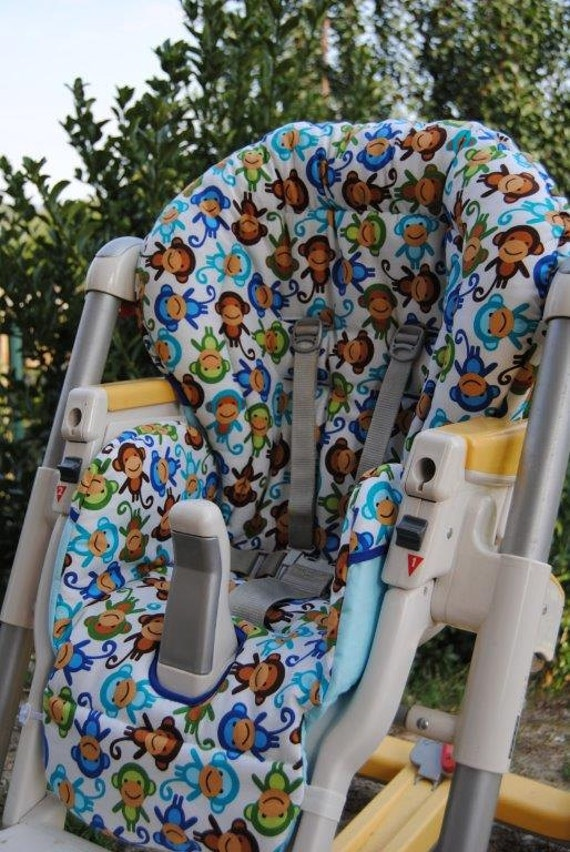 peg perego high chair cover cleaning instructions