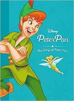 Peter pan story book pdf