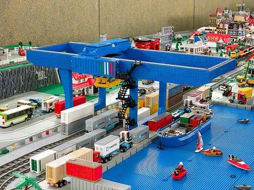 playmobil airport building instructions