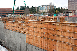 Plywood in concrete formwork manual