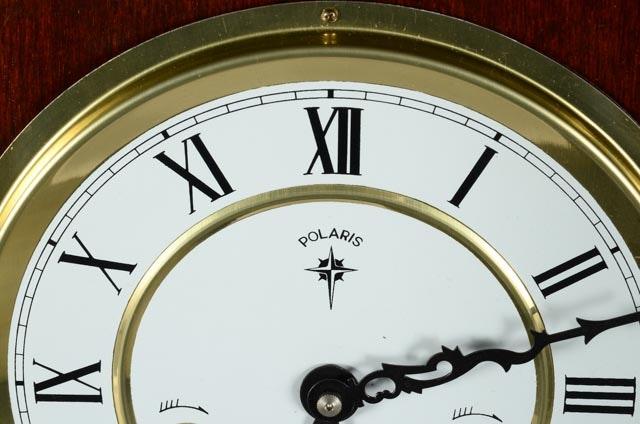 polaris manual wall clock 8 day