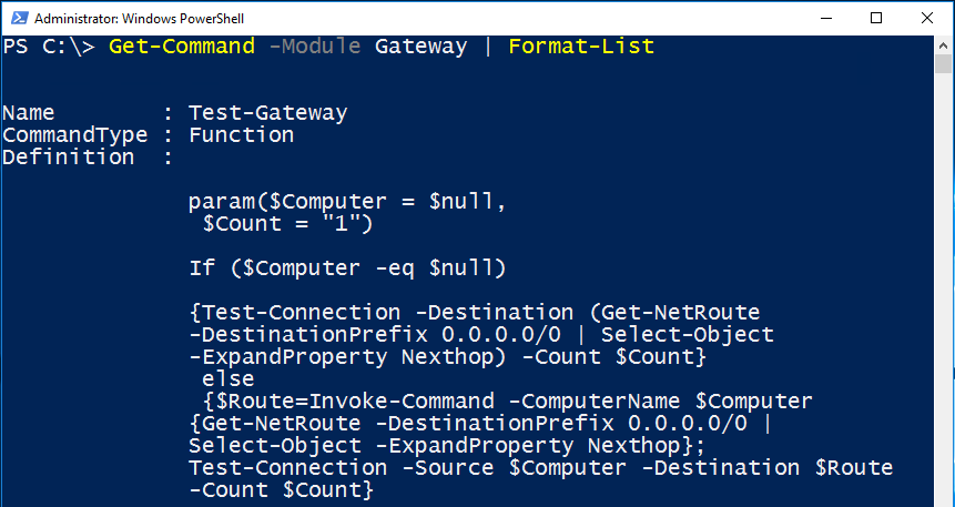 Powershell how to create dll from psm1