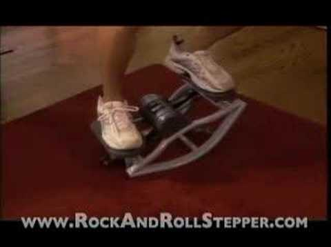 rock and roll stepper manual