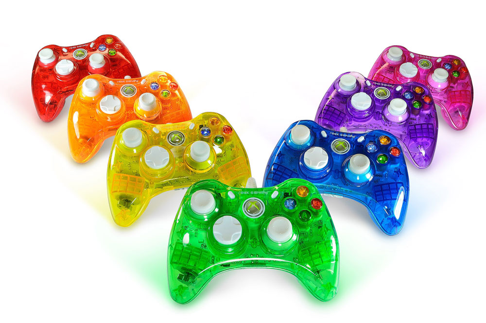 Rock candy xbox one controller manual