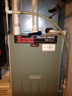 ruud deluxe 90 plus furnace manual