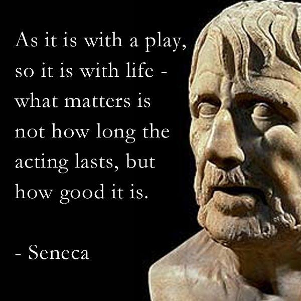 Seneca the shortness of life pdf