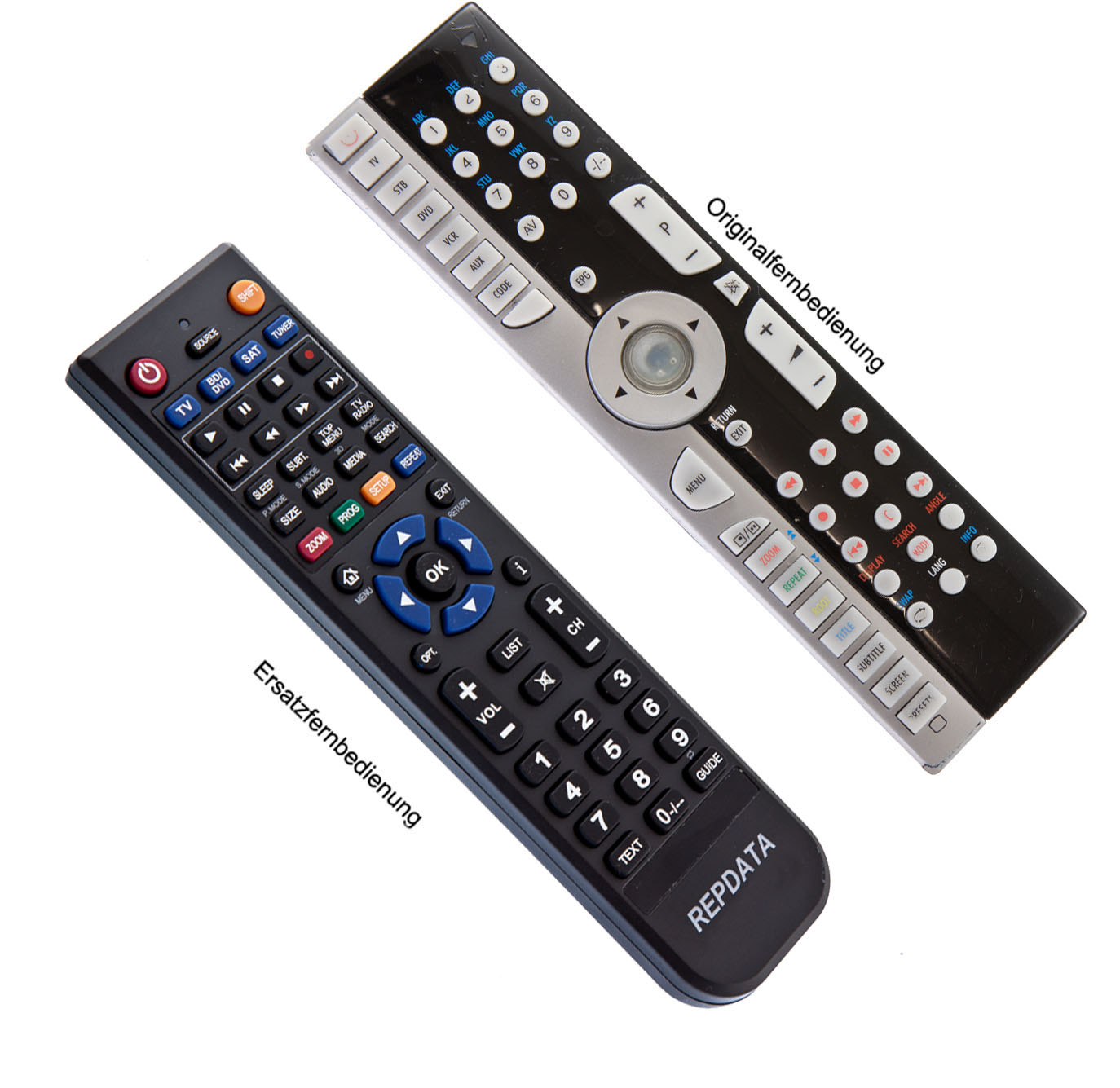 tevion remote control instructions